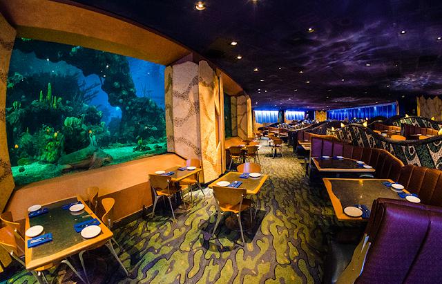Restaurantes no Epcot na Disney em Orlando
