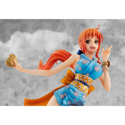 One Piece Nami POP Warriors Alliance de MegaHouse
