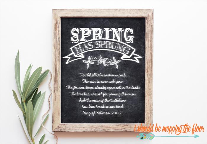 Printables for Spring