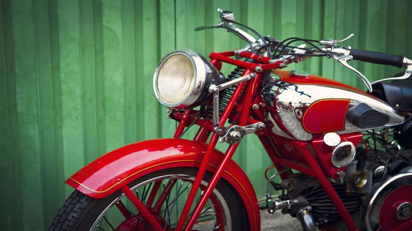 Download Vintage Motorcycles PREMIUM, Tema per Windows 10