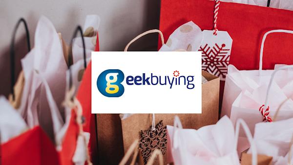 Aproveita os cupões de Black Friday da Geekbuying!