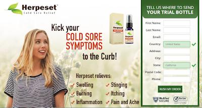 Herpeset Cold Sore Relief