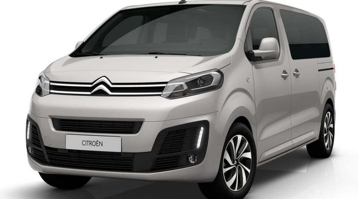 citroen spacetourer launches at geneva carnews autoweek. Black Bedroom Furniture Sets. Home Design Ideas