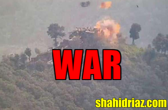 India violates ceasefire agreement, unprovoked firing on working boundary,