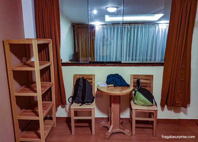 Hospedagem em Ollantaytambo - Hotel Terra Nostra