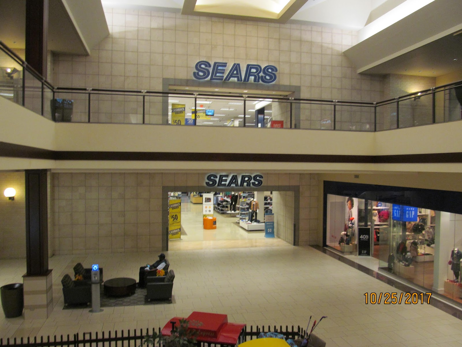 Trip to the Mall: A New Future For Sears Orland Square.