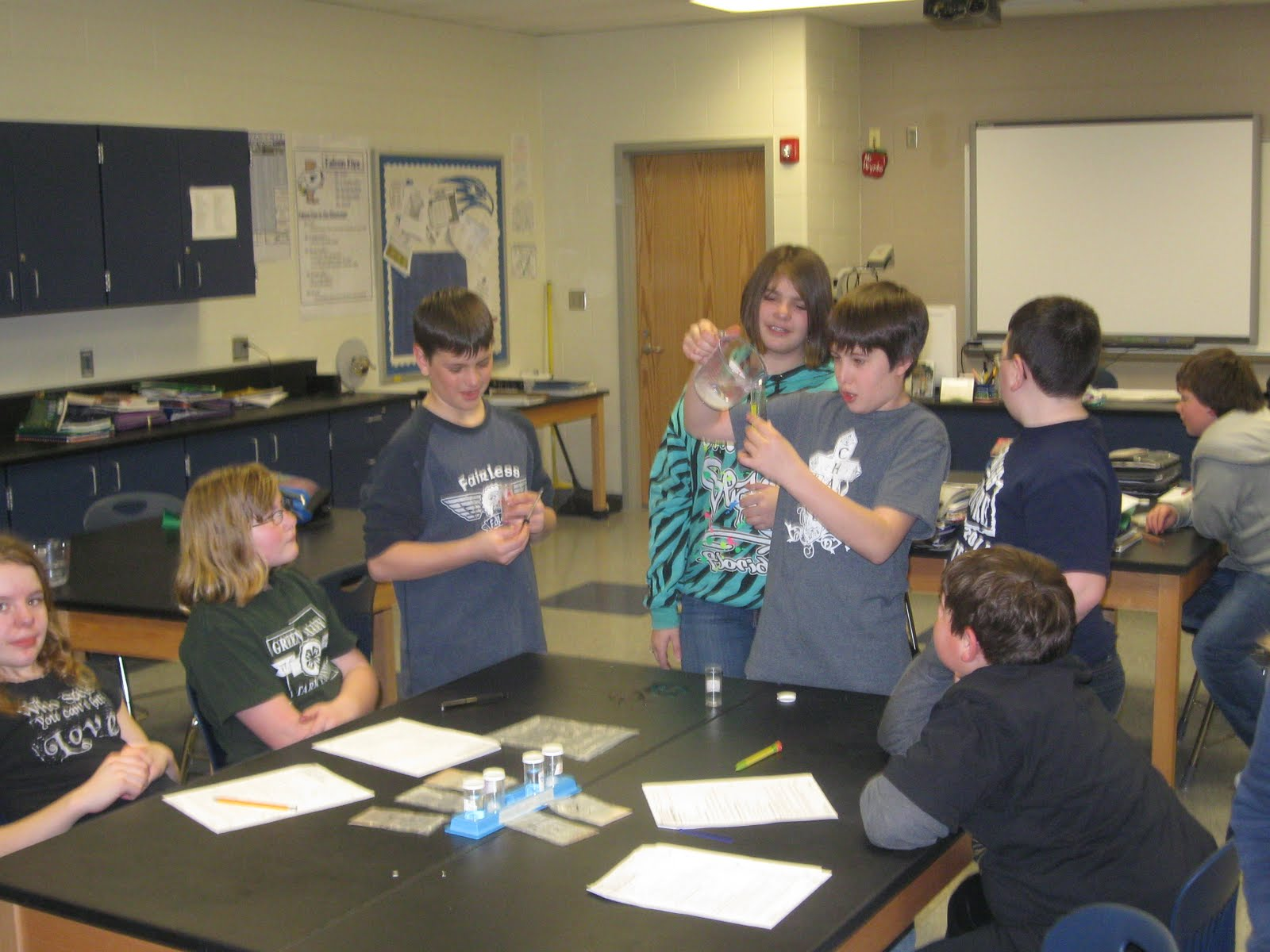 6th Grade Science Fairless Middle School Living Or