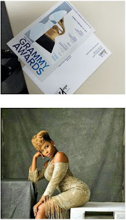 See Yemi Alade's 2017 Grammys Invitation Letter
