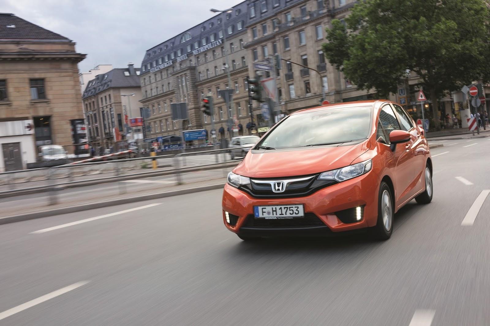 Honda Jazz Ασφάλεια 5 αστέρων για τα νέα HR-V και Jazz Euro NCAP, Honda, Honda HR-V, Honda Jazz