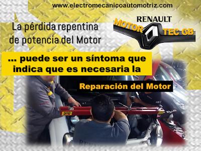 Reparacion Motor Renault Motortec GB