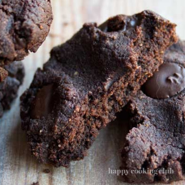 Almond Butter Brownie Cookies