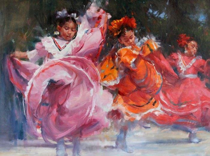 Американский художник. Michael Maczuga