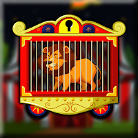 G2J Circus Lion Escape From Cage