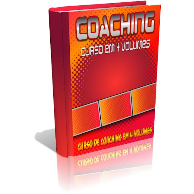 Curso Coaching 4 livros