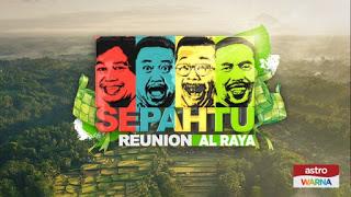 LIVE STREAMING -  Sepahtu Reunion Al-Puasa 2021 Episod 6