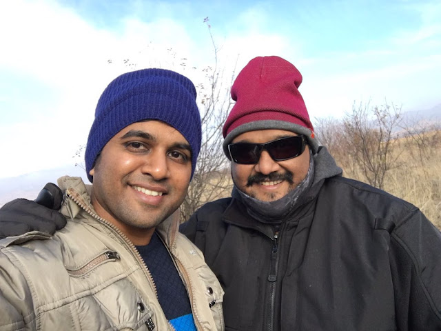 'Vivegam' Tamil Movie Working Stills