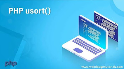 PHP usort() Function