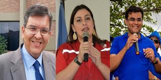 Após 28 anos, Cuité terá 3 candidatos disputando o cargo de prefeito