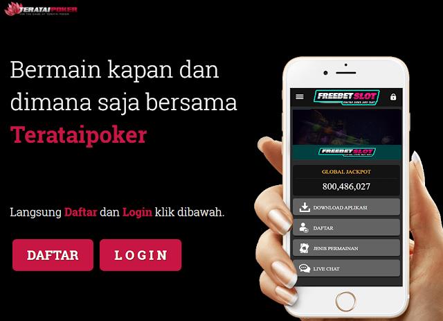 Terataipoker Situs Poker online indonesia