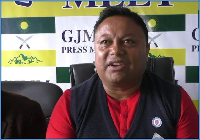 GTA Chairman Anit Thapa