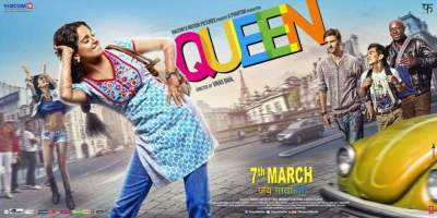 Queen 2014 Hindi Full Movies Free Download 480p BluRay HD