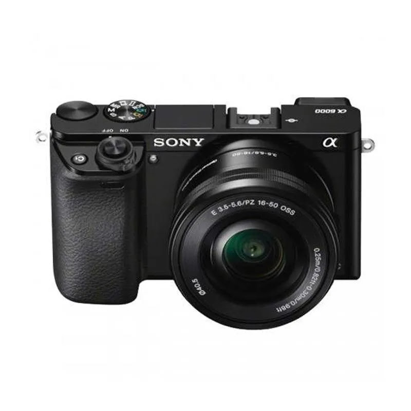 SONY Alpha A6000 Special Package With SEL35F18