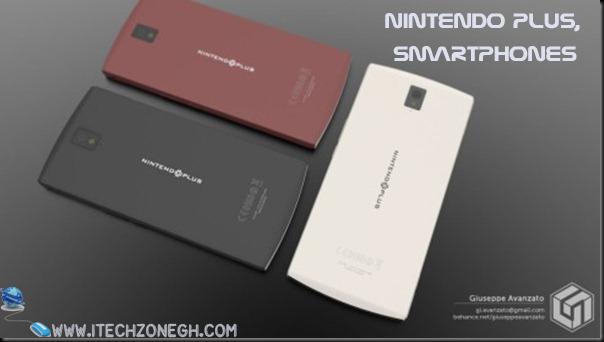 Nintendo Plus Smartphones