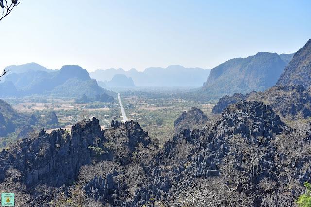 Mirador de Phakatai, Laos