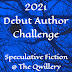 2021 Debut Author Challenge - May 2021 Debuts