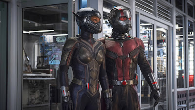 Ant Man and the Wasp Movie HD Pics