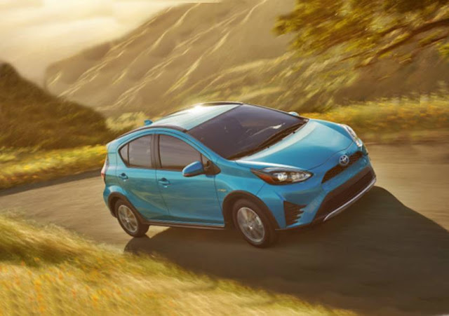 2019 Toyota Prius C Specs, Release Date And Price