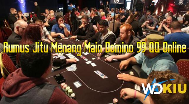 Rumus Jitu Menang Main Domino 99 QQ Online