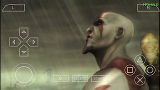 download god of war ghost of Sparta game on android phone with ppsspp PSP gold