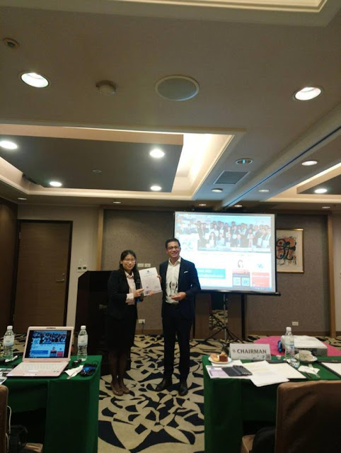 Conference in Japan