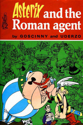 Asterix and the Roman Agent PDF