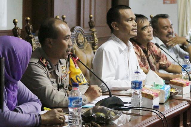 Kapolres Pariaman Dipercaya Genius Jadi Ketua Kontingen Kota Pariaman untuk Porprov