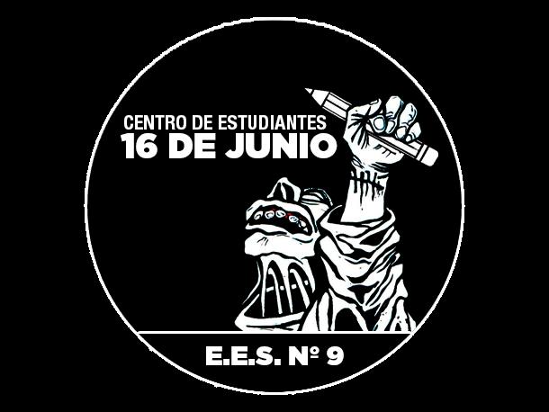 """Logo para el Centro de Estudiantes """"16 de Junio"""""""