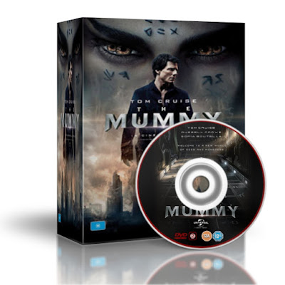 The Mummy 2017 Hd- Mp4-1080p-BluRay Español  e Ingles