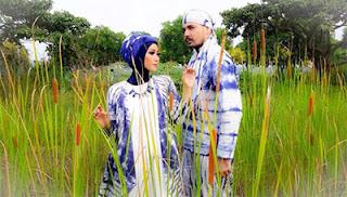 Beniqno  Dan Ira Swara Dengan Single Dangdut  Religi Pertamanya Lewat '' Rizki ''