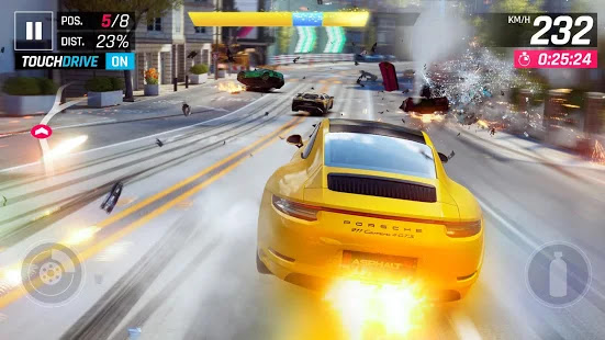 Asphalt 9 Highly Compressed