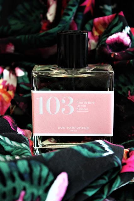 parfum 103 bon parfumeur avis, 103 bon parfumeur, parfum 103 avis, avis parfums bon parfumeur, bon parfumeur avis, eau de parfum 103, 103 edp, bon parfumeur 103 edp, parfum mixte, meilleur parfum au monoï