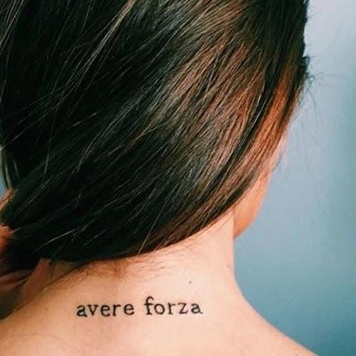 Frases para tatuagem: Dicas para você escolher a sua