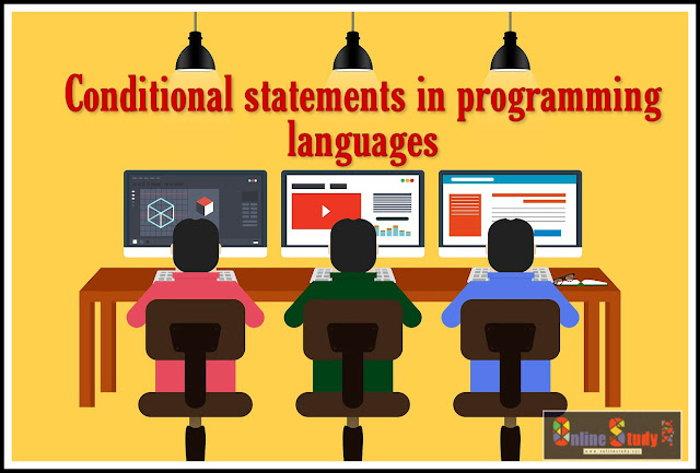 Conditional statements in programming languages