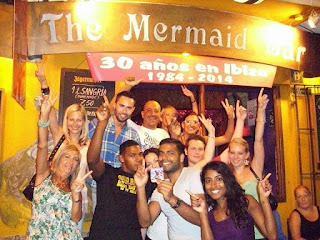 mermaid cocktail bar ibiza