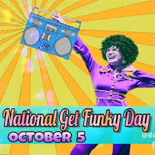 National Get Funky Day Wishes Photos