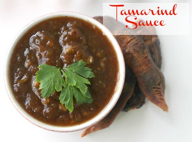 "Tamarind ""Tambran"" Sauce Recipe"