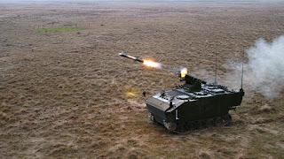 Kendaraan Anti Tank Kaplan Buatan FNSS