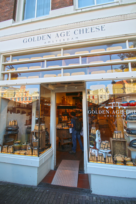 Golden Age Cheese Amsterdam