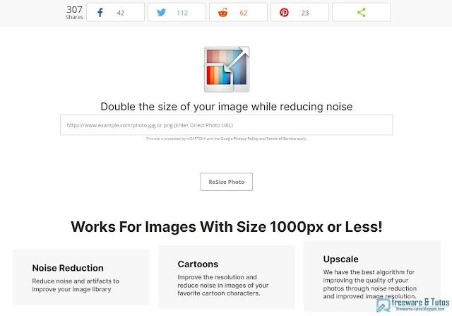 Resizer : un nouvel outil en ligne pour agrandir les images sans perte de qualité