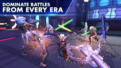 Star Wars Galaxy of Heroes APK new version
